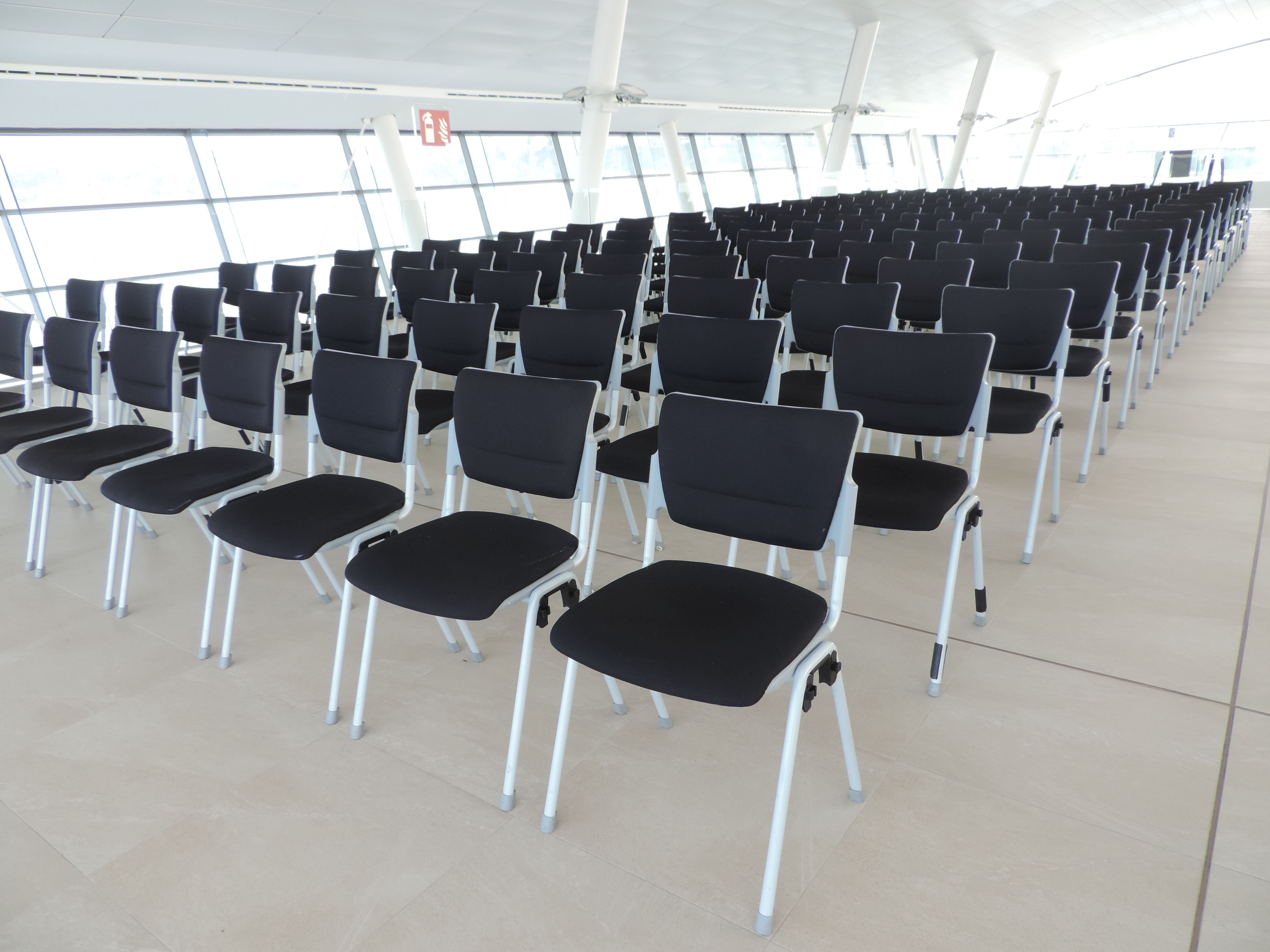 Master Silla: eventos y conferencias